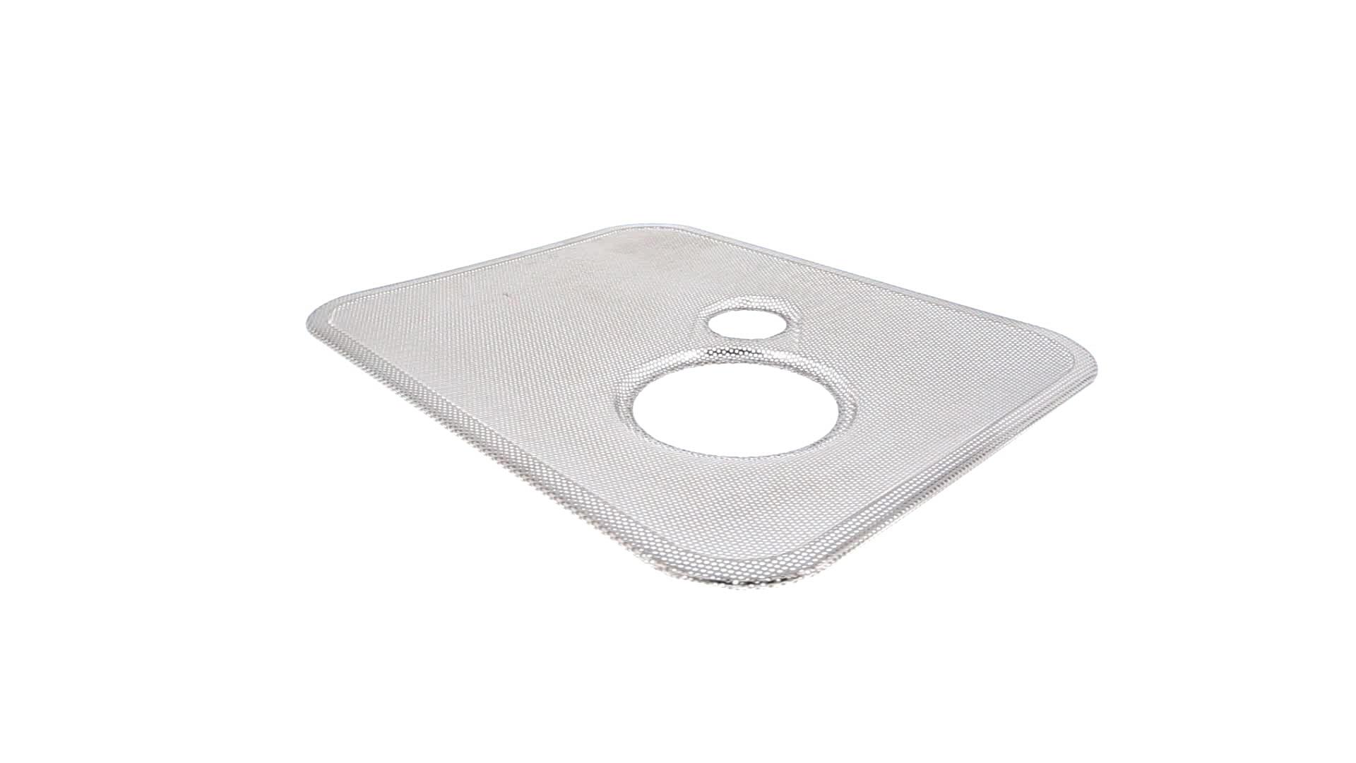 FILTRE Lave-Vaisselle METAL 284*224 - 2