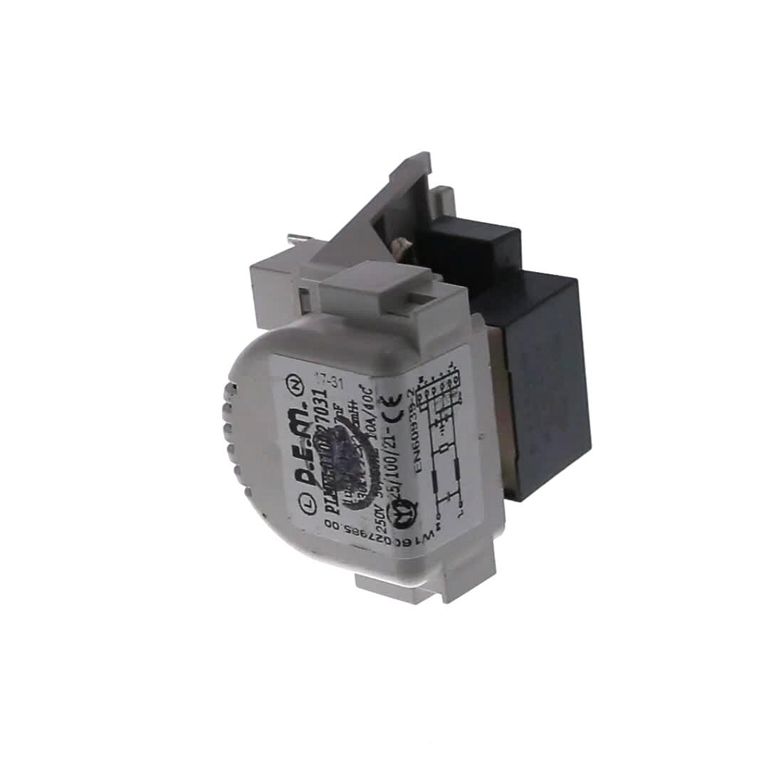 CONDENSATEUR Lave-Vaisselle ANTIPARASITE PLMFL10027031 1UF(K2) +2.27nF - 1