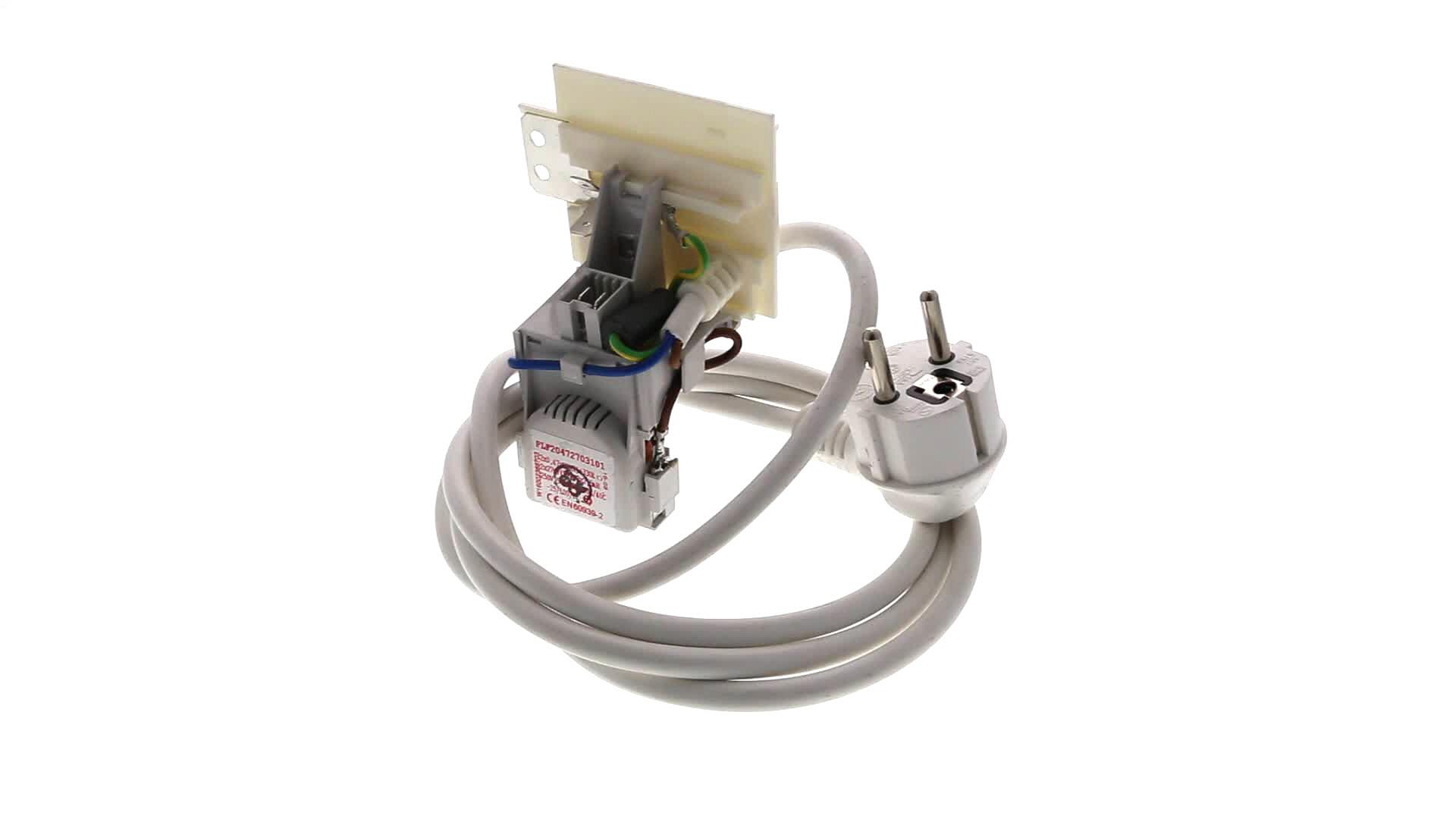 CONDO LAVE-LINGE ANTIPARASITE 444680430 +CABLE - 2