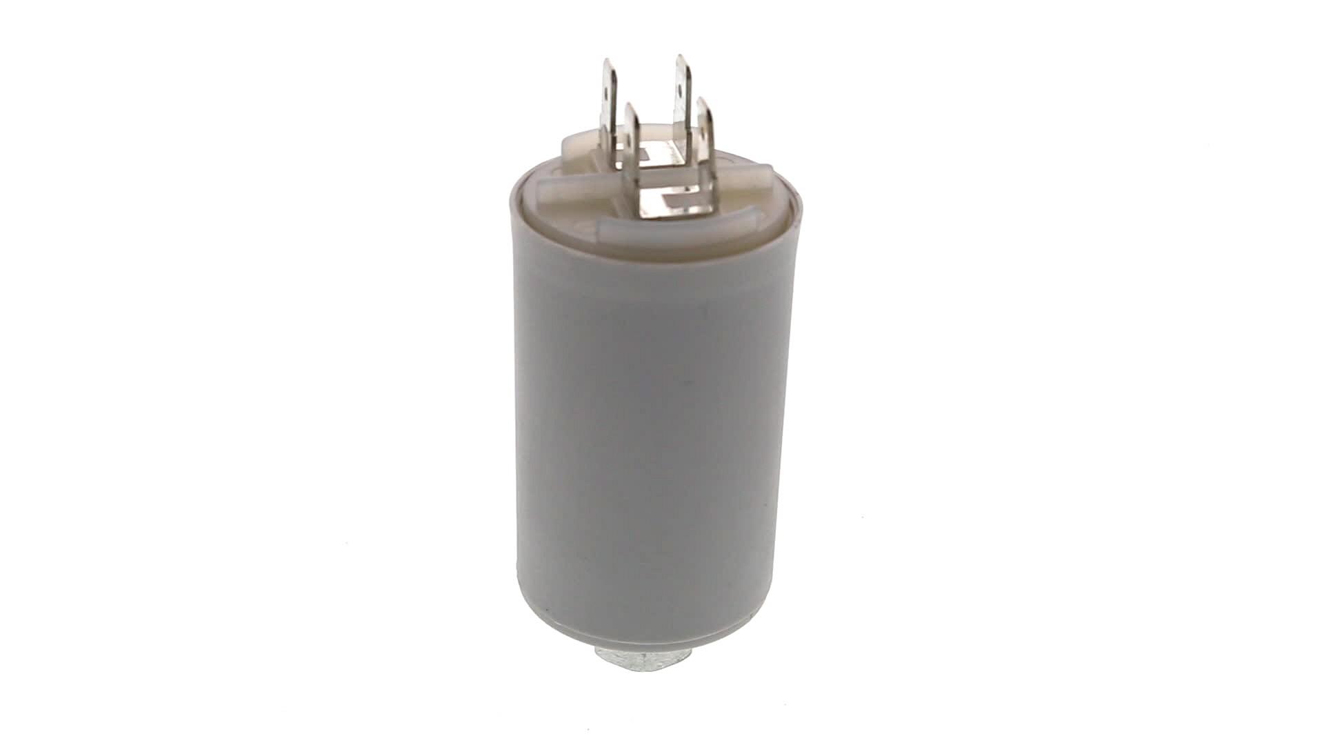 CONDENSATEUR LAVE-LINGE 10uF 450V - 2
