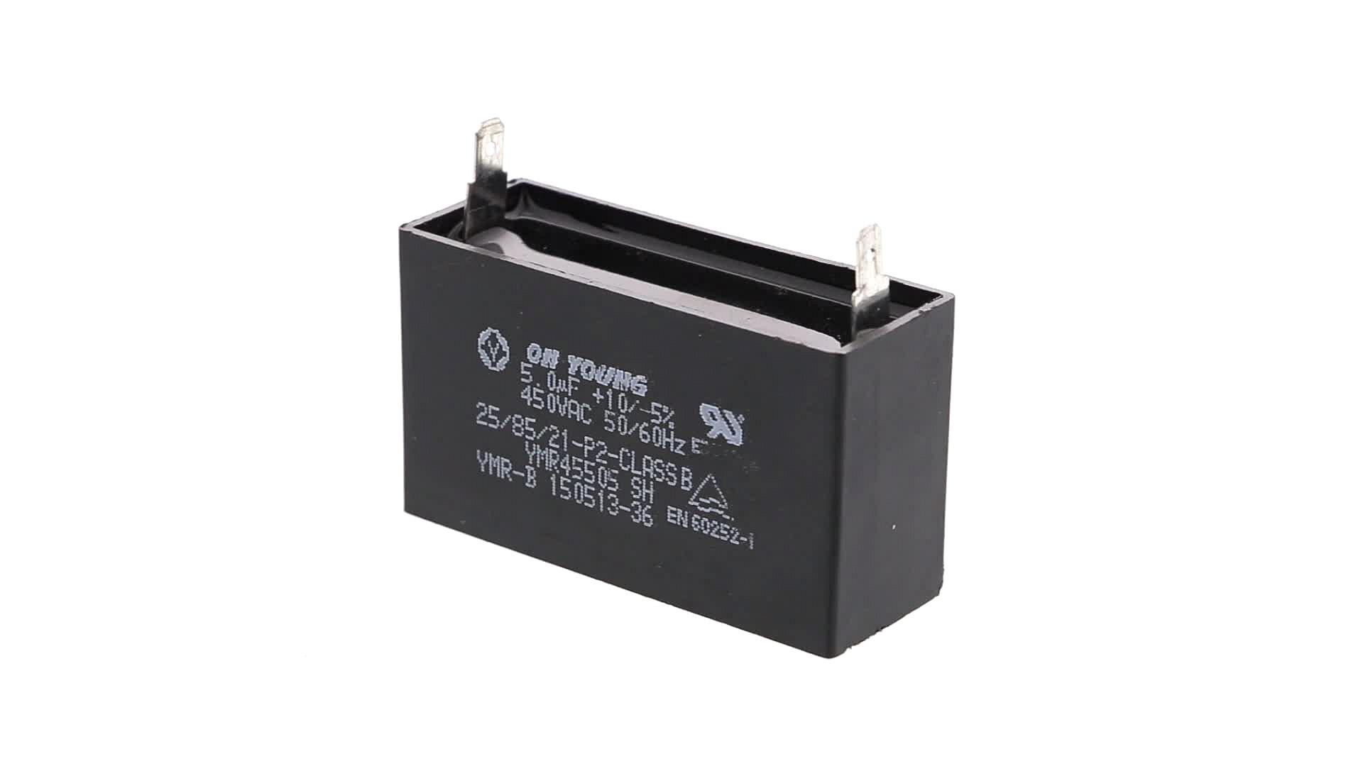 CONDENSATEUR Froid 5uF 450V YMR45505  SH - 1