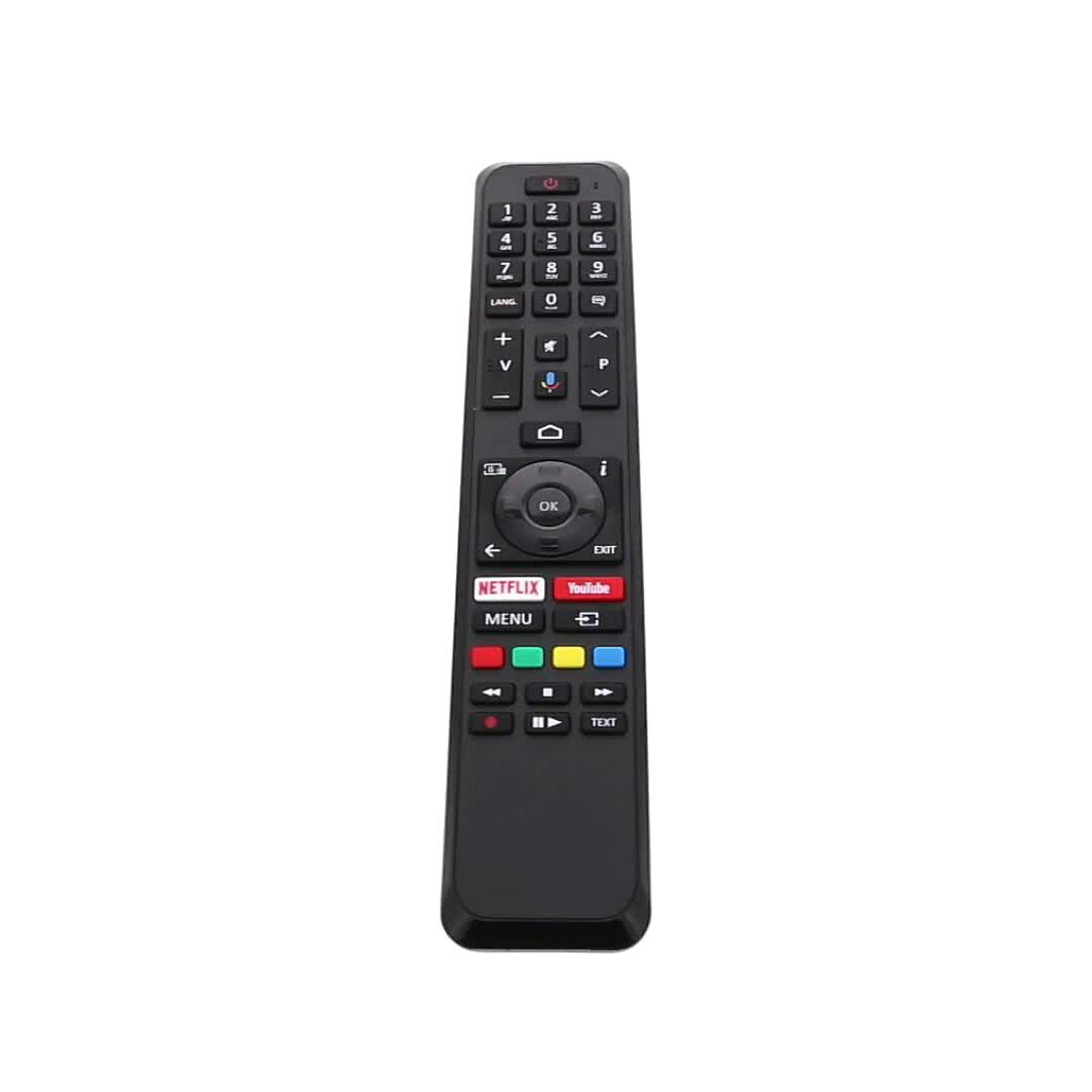 TELECOMMANDE TV RC43160 BT NOIRE AVEC MICRO