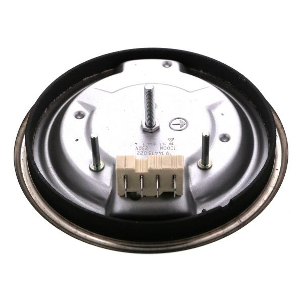 PLAQUE Plaque Electrique 145mm 1000w 4mm COSSES EGO 13.14413.002 19.14413.022 - 2