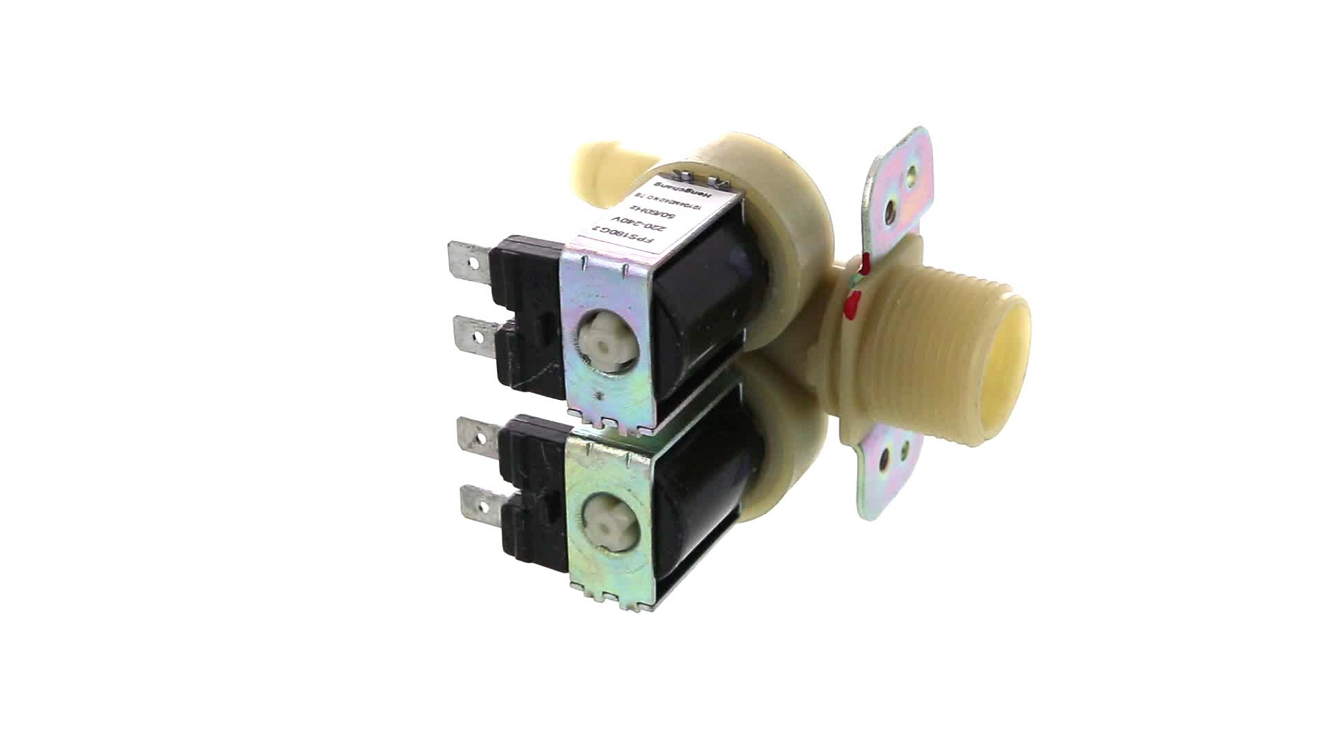 Electrovanne Lave-Linge 2 VOIES FPS180G - 2