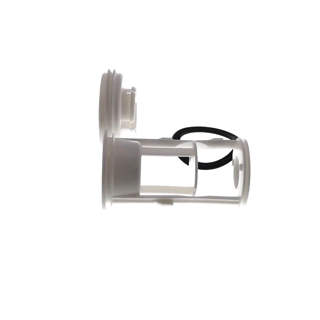 FILTRE Lave-Linge Pompe de vidange COMPLET (filtre+joint+bouchon) - 2