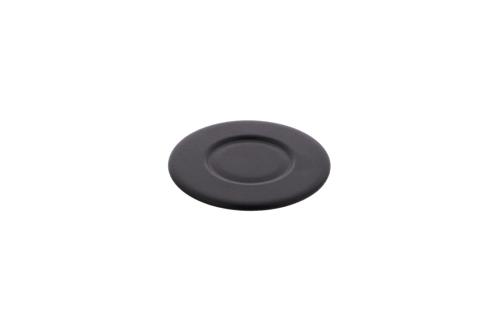 CHAPEAU Plaque BRULEUR Semi-rapide 75mm