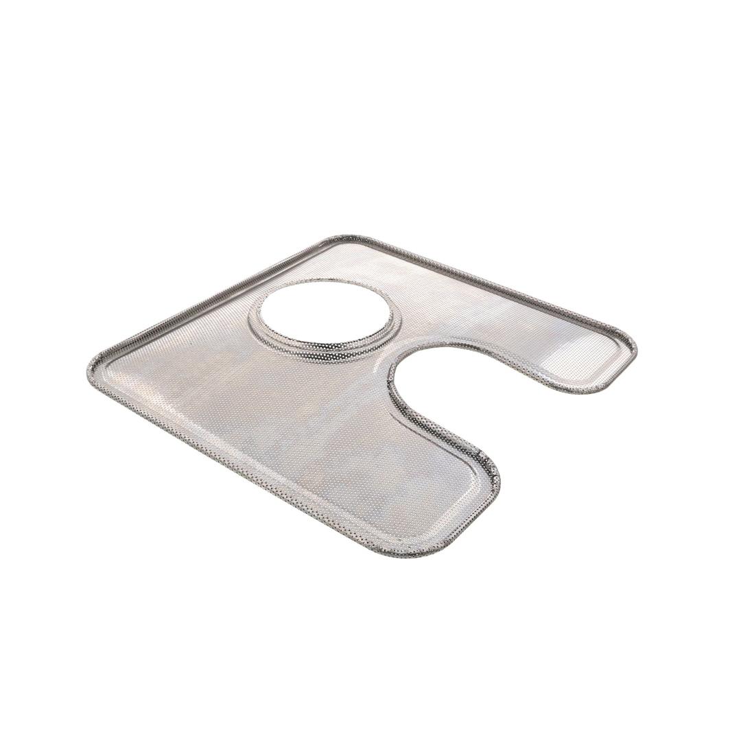 FILTRE LAVE-VAISSELLE METAL FOND CUVE 250*240 - 2