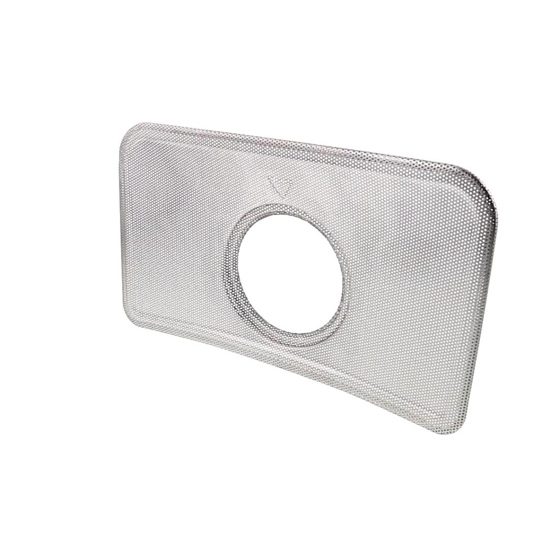 FILTRE LAVE-VAISSELLE METAL FOND CUVE 250*145