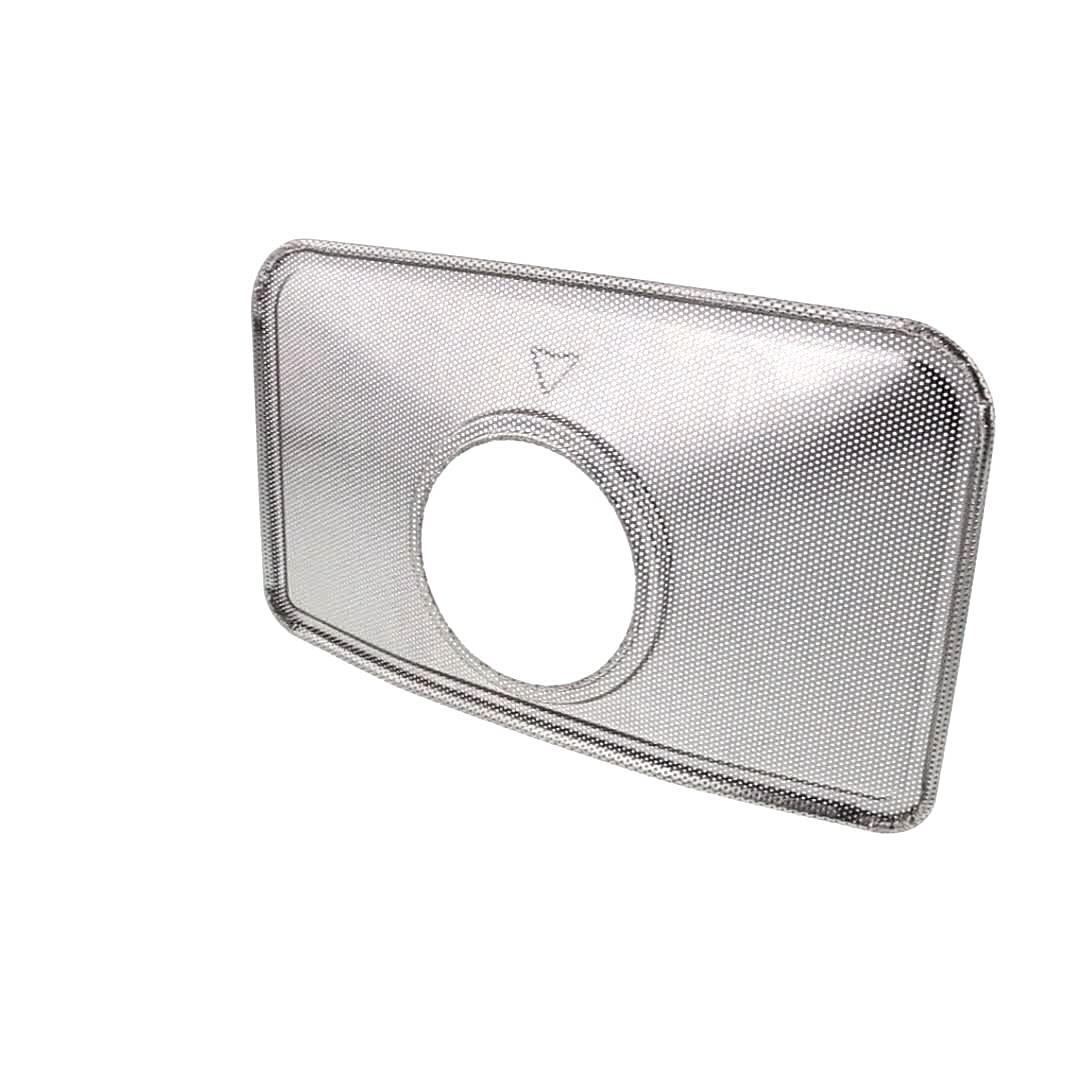 FILTRE LAVE-VAISSELLE METAL FOND CUVE 250*145 - 2