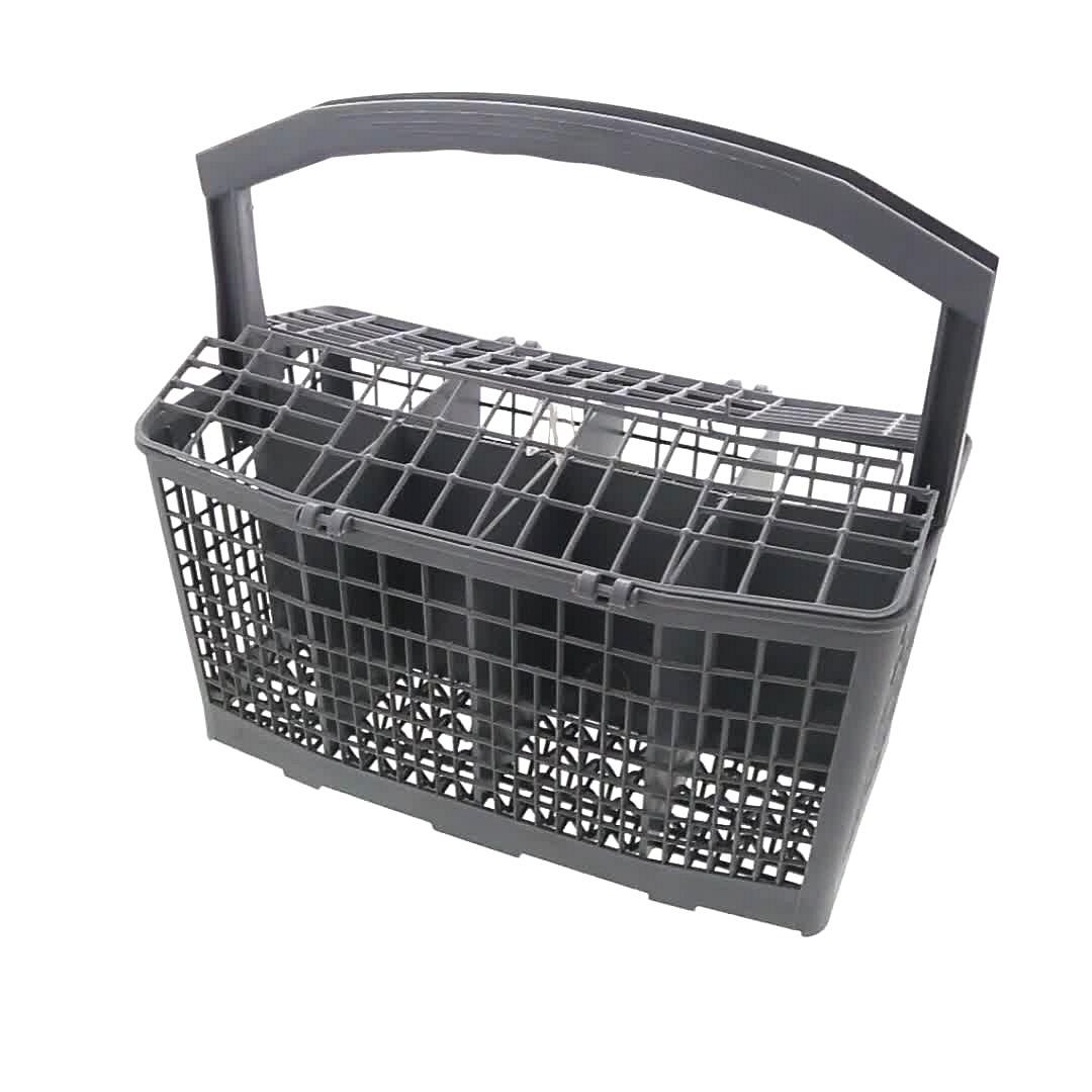 PANIER Lave-Vaisselle COUVERTS COMPLET GRIS CLAIR