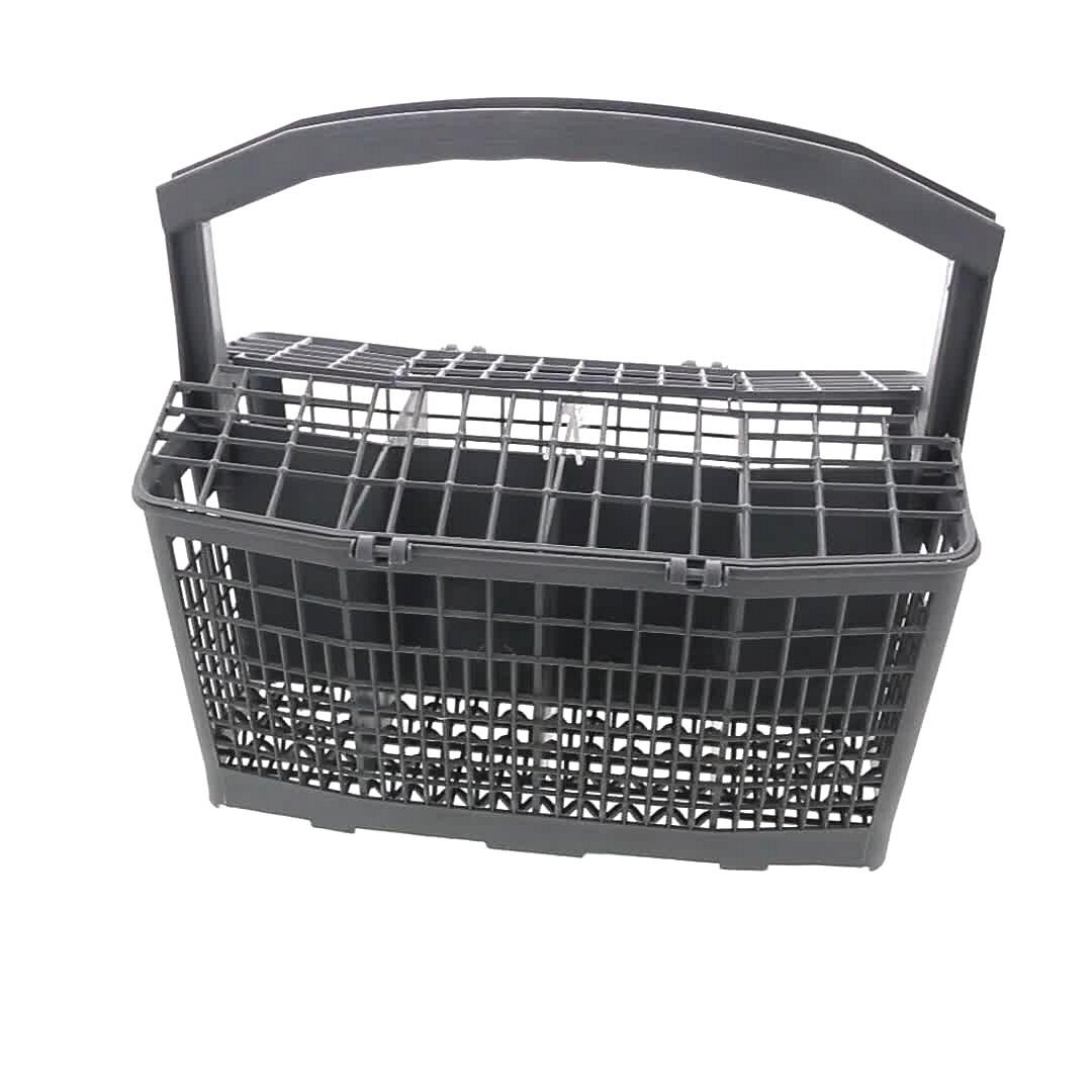 PANIER Lave-Vaisselle COUVERTS COMPLET GRIS CLAIR - 2