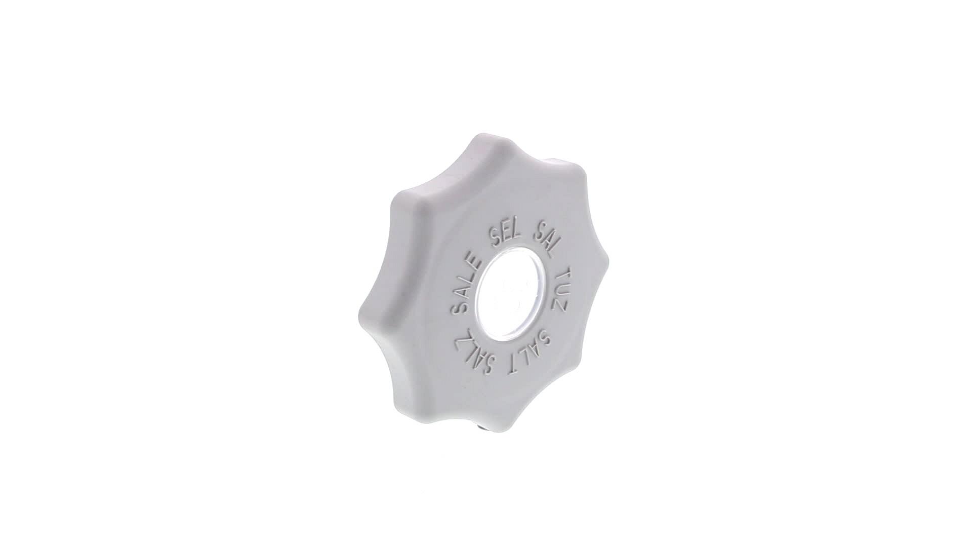 BOUCHON Lave-Vaisselle BAC SEL 84mm GRIS CLAIR