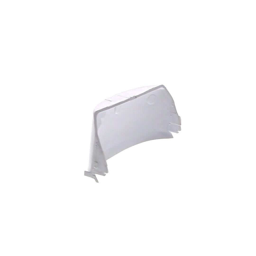 CACHE Lave-Vaisselle OUVERTURE PORTE Blanc - 2