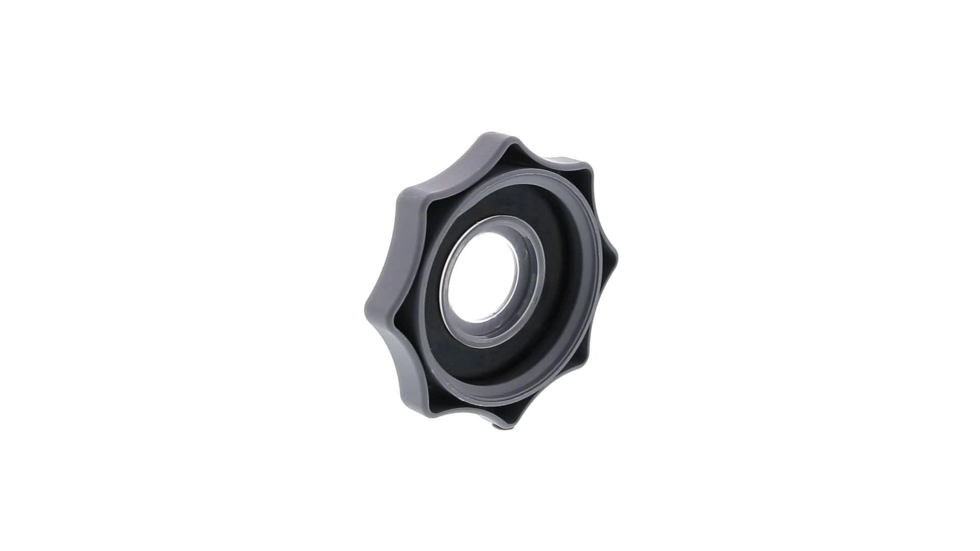 BOUCHON Lave-Vaisselle BAC A SEL 84mm GRIS FONCE - 2
