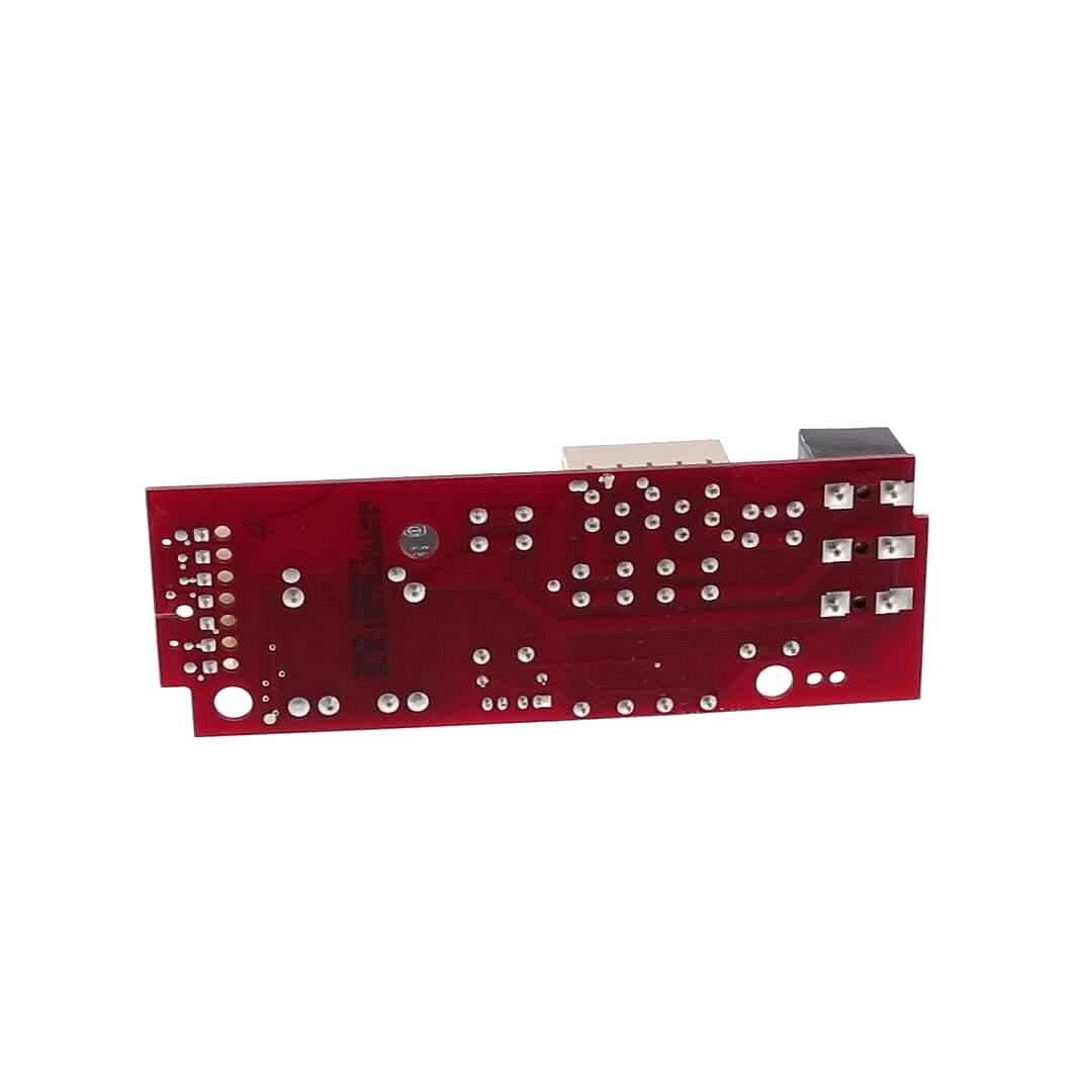 PLATINE CE PUISSANCE TRI400V (rouge) - 2