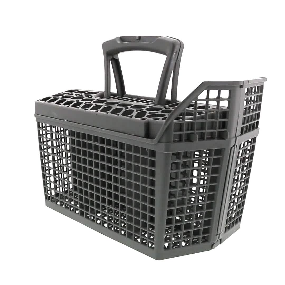 PANIER Lave-Vaisselle COUVERT GRIS OU BLANC - 2