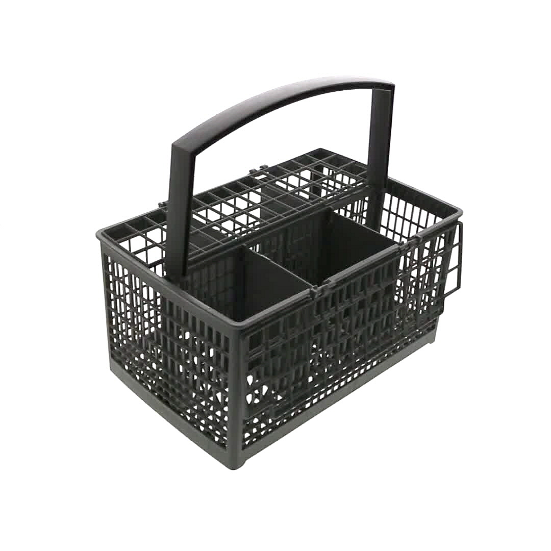 PANIER Lave-Vaisselle COUVERTS GRIS