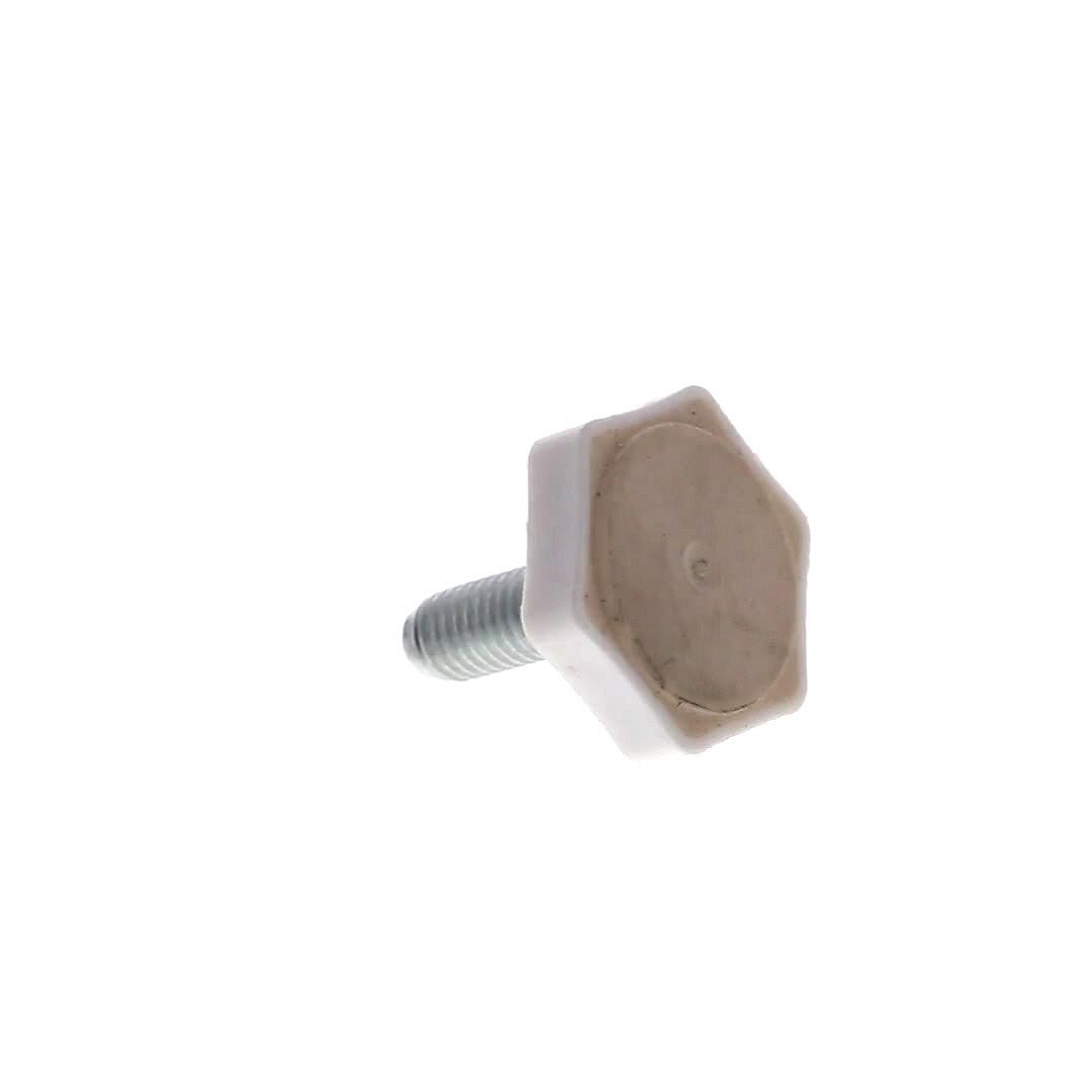 PIED Lave-Linge REGLABLE UNITAIRE pas de vis 7.7mm