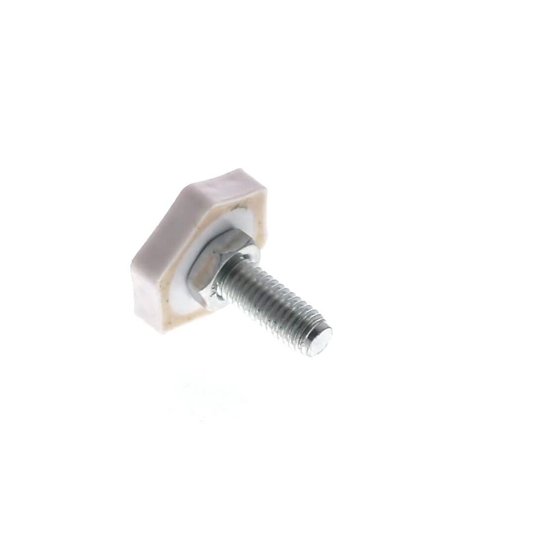 PIED Lave-Linge REGLABLE UNITAIRE pas de vis 7.7mm - 2