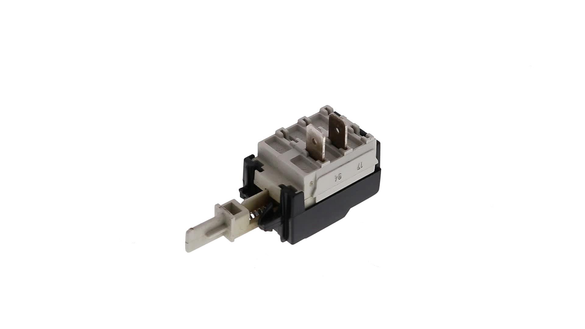Interrupteur Lave-Linge 1T 2C