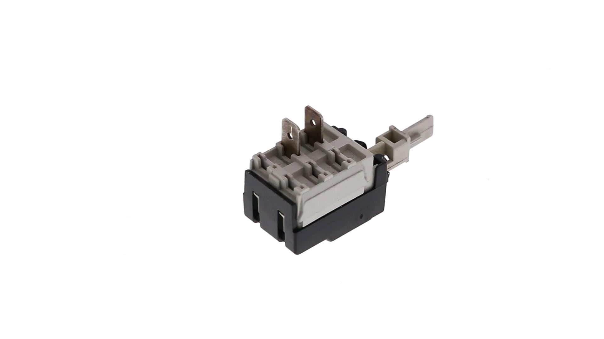 Interrupteur Lave-Linge 1T 2C - 2