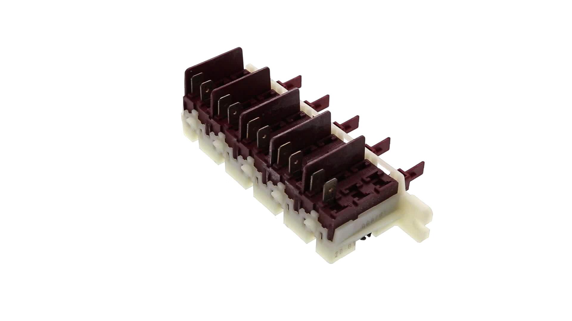 Interrupteur Lave-Vaisselle 5 TOUCHES - 2