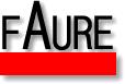 Logo de la marque FAURE