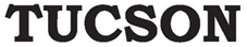 Logo de la marque TUCSON