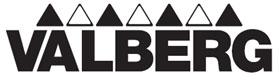 Logo de la marque VALBERG