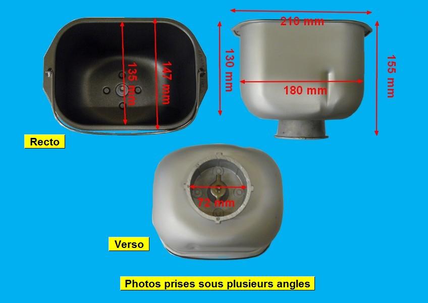 pi ces d tach es pour machine pain kenwood bm300 sogedis. Black Bedroom Furniture Sets. Home Design Ideas