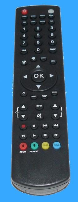 TELECOMMANDE TV RC1910