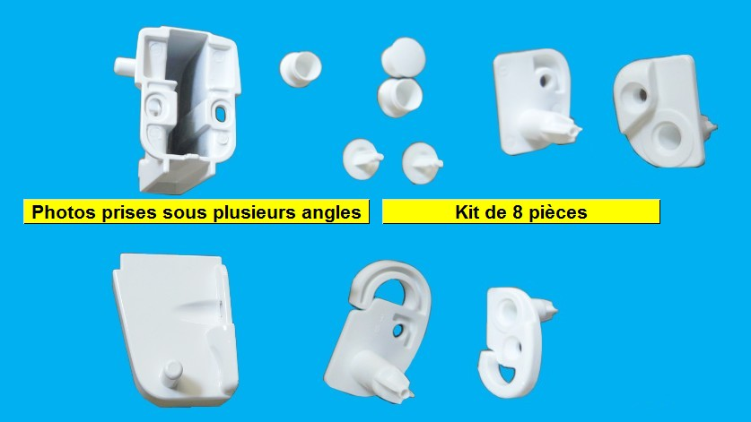 KIT FROID REVERSIBLE CHARNIERE