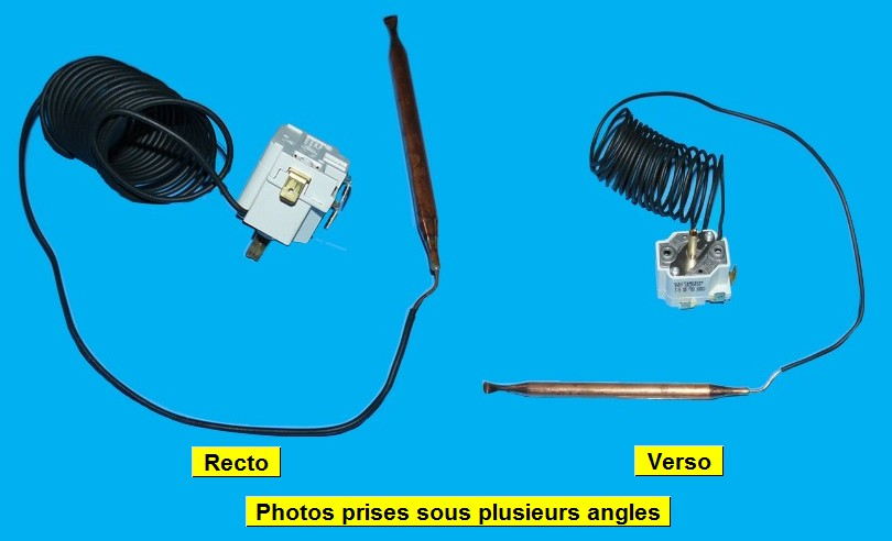 THERMOSTAT CAVE à VIN GTLU3022 FROID prnet
