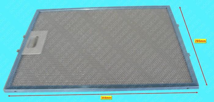 Pi ces d tach es pour hotte portinox pdbb90b sogedis for Hotte de cuisine filtre charbon