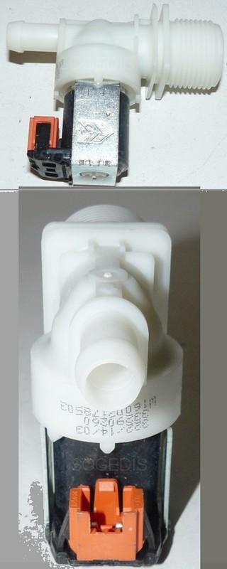 chaussures de sport 7e08a 1ab00 Pièces Détachées pour Lave vaisselle INDESIT - DFG254FR ...