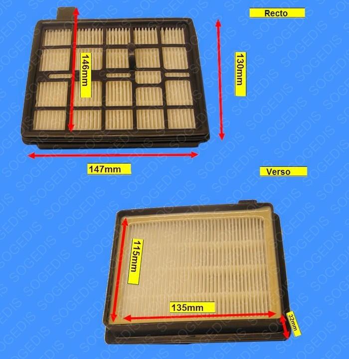 pi ces d tach es pour aspirateur thomson thvc05897p sogedis. Black Bedroom Furniture Sets. Home Design Ideas