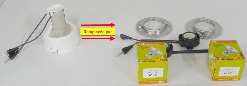 Pièces Détachées pour Hotte ROBLIN - M900 ROBLIN. Sogedis
