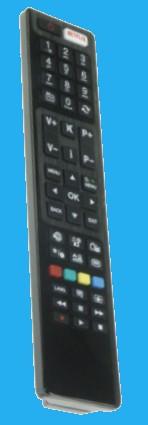 TELECOMMANDE TV RC4848