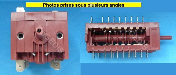 COMMUTATEUR CUISINIÈRE 821700