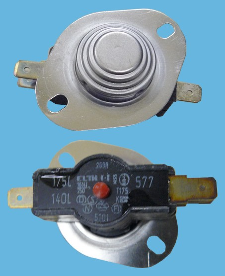 Thermostat SÈche-Linge 175/140 REARMABLE