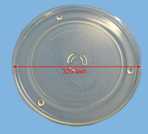 PLATEAU Micro onde 325mm