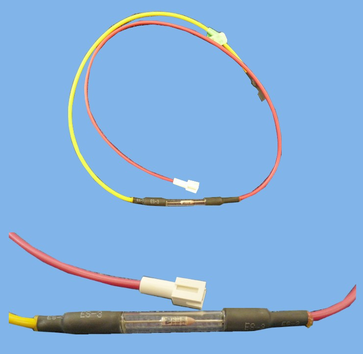 FUSIBLE FROID THERMOSTAT