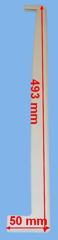 PROFIL FROID DESSUS BAC LEGUMES - 1