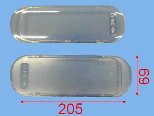 PLAFONNIER Hotte 205*70