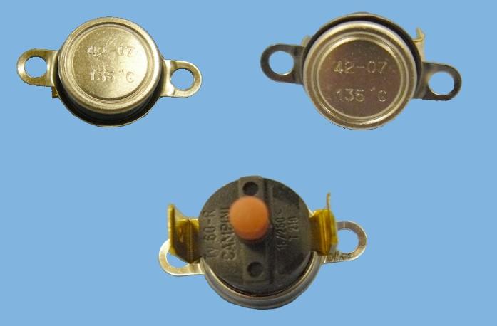 THERMOSTAT SÈCHE-LINGE 110°C AV98
