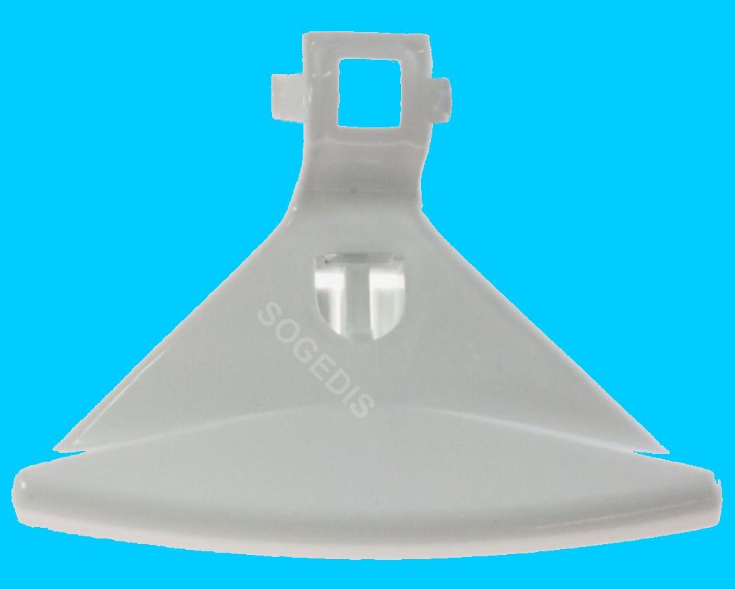 POIGNEE Lave-Linge HUBLOT Blanc LUNA