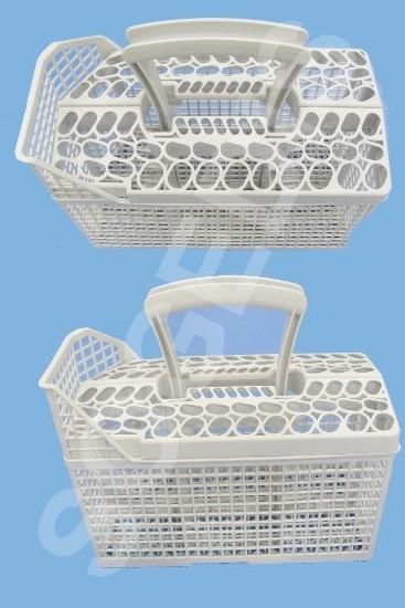 PANIER Lave-Vaisselle COUVERT GRIS OU BLANC