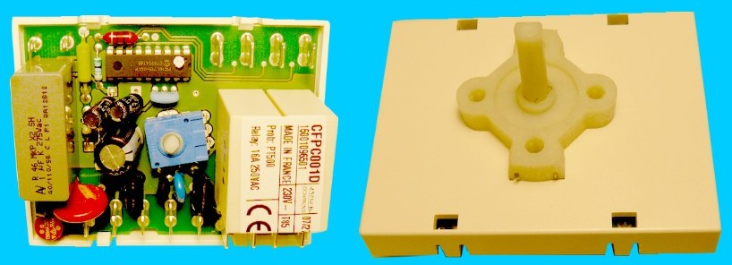 THERMOSTAT FOUR MODULE JAEGER