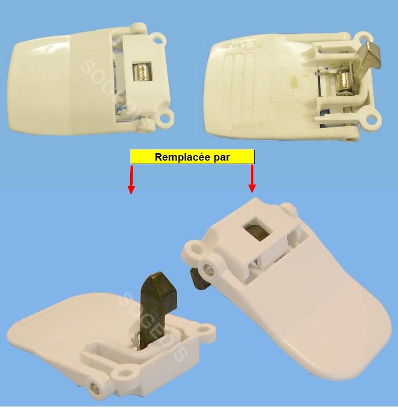 pi ces d tach es pour lave linge vedette vlf6125. Black Bedroom Furniture Sets. Home Design Ideas