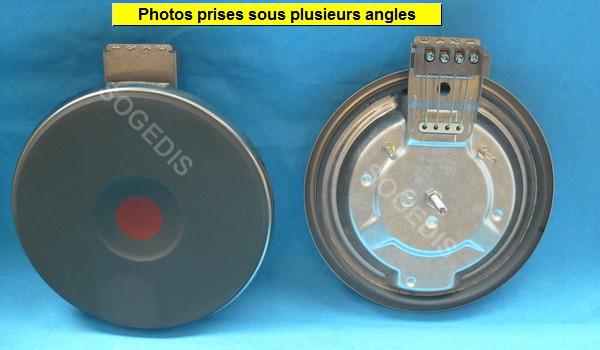 PLAQUE Plaque Electrique 145/1500  12.14463.196